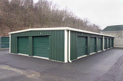 Small Storage Building